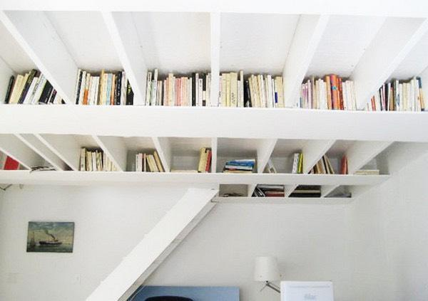 Bookshelf-in-the-Ceiling