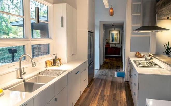 Luxury-Mid-Sized-Galley-Kitchen