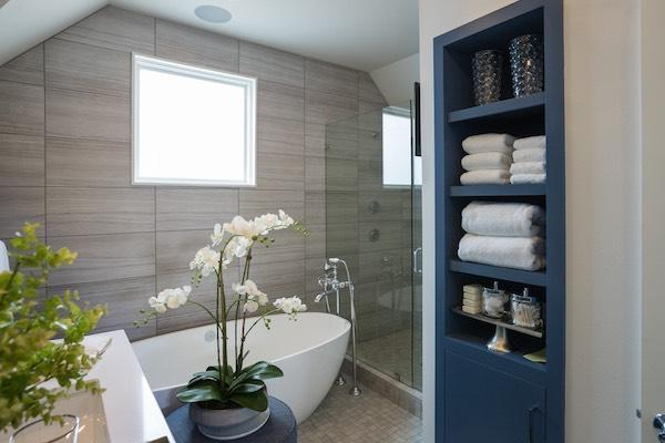 Master Bathroom of HGTV Smart Home 2015 in Austin, Texas