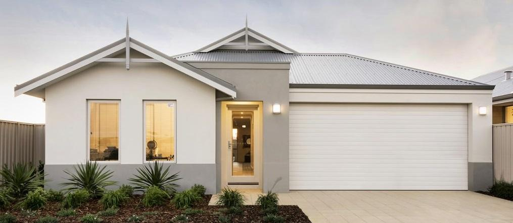 single storey home design perth